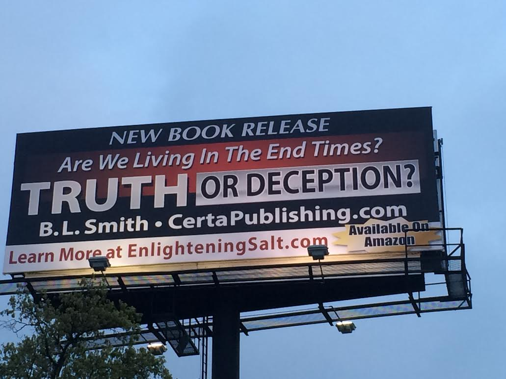 Truth or Deception by BL Smith